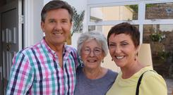 Daniel and Majella pop into Nancy Lee's B&B on their latest road trip