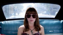 Rags to riches: Britt Robertson plays Amoruso in Girlboss