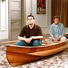 Bromance: Joey and Chandler from 'Friends'