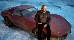 Dark humour: Ewen McGregor as Ray Stussy in series three of Fargo