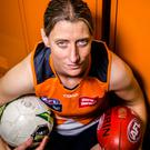 A different ball game: Cora: The Greatest followed Staunton's switch to Aussie rules
