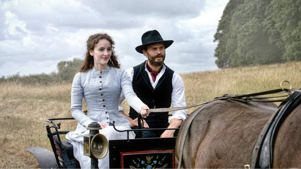 Fable quality: Skelly and Dornan in Death and Nightingales