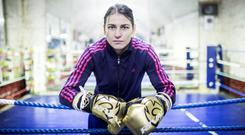 Katie Taylor has admitted she questioned whether she would be accepted in the pro ranks