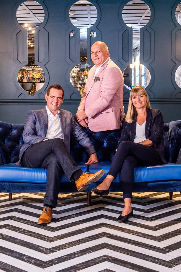 Property bubble: judges Peter, Hugh and Deirdre on Home of the Year