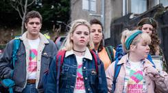 Derry Girls is up for a TV Bafta
