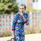 Comic and terrifying: Jodie Comer has portrayed Villanelle with panache in Killing Eve