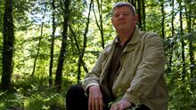 Horrid climate: John Creedon's weather show was screened over the bank holiday weekend