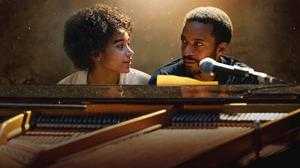 All that jazz: Amandla Stenberg and André Holland in The Eddy