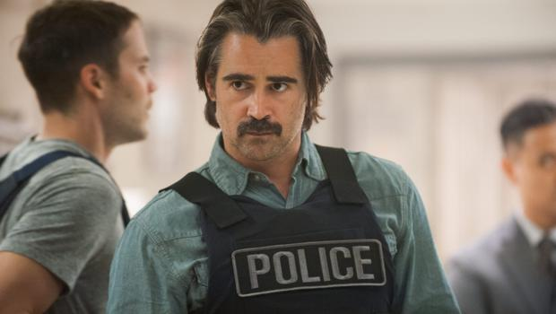 New season: Colin Farrell and Taylor Kitsch in True Detective