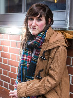 Liberating: an art project is next on the horizon for Sara Baume. Photo Kyran O'Brien