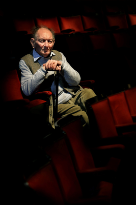Subvention: the Gate Theatre provided a home for talents like playwright Brian Friel. Photo by Steve Humphreys