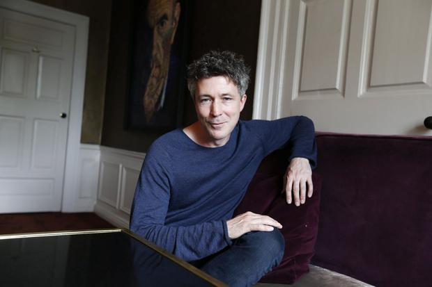 Roll call: Aidan Gillen was one of the alumni to come out of DYT