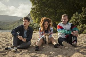 Brave transformation: Dublin Oldschool by Emmet Kirwan, left, transitioned from stage to film
