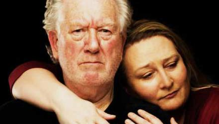 Vinnie McCabe and Noni Stapleton in 'The Noble Call'