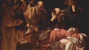 Caravaggio's 'Death of the Virgin'was deemed too realistic and was rejected