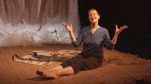 Michelle Read in Like a House on a Fire, which is being shown on bealtaine.ie