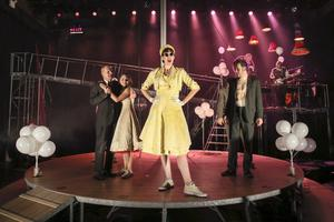 Energy: Cornwall's Kneehigh Theatre brought Tristan & Yseult to Galway