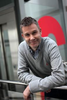 Community spirit: Frank Berry was inspired by a newspaper article to make a feature film about suicide