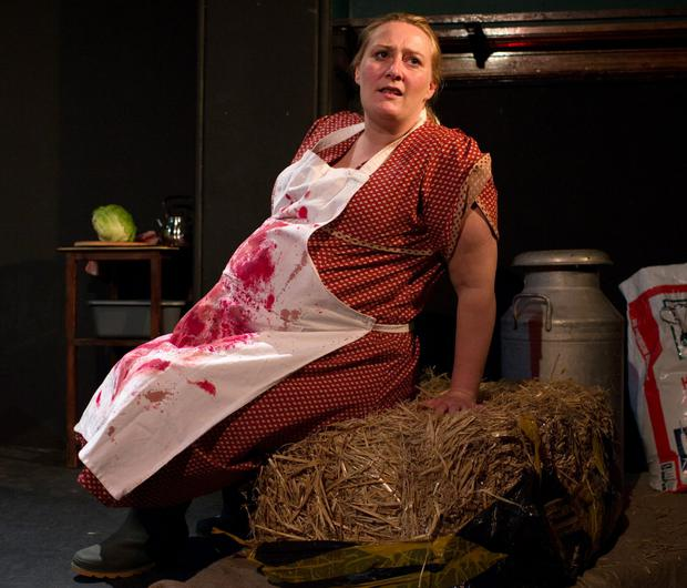 Tale of Hilarity and tenderness: Charolais, written and played by Noni Stapleton
