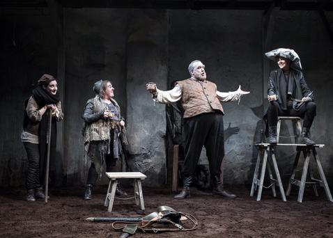Operation transformation: The cast of 'DruidShakespeare' play a multitude of characters