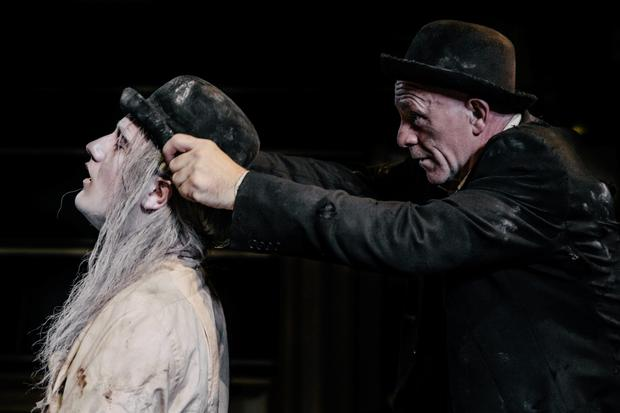 Back: Samuel Beckett's Waiting for Godot returns to Smock Alley Theatre next week