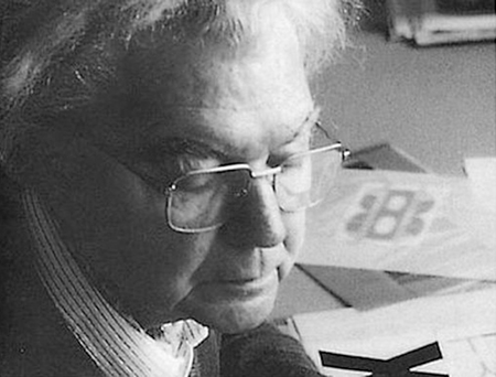 A master of type: The designer of some of the world's most used typefaces, popular by their legibility