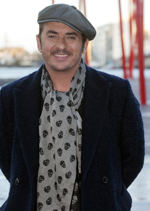 Actor Shane Richie pictured at The Bord Gais Energy Theatre Dublin when they announced details of their comedy thriller The Perfect Murder. Photo credit: Brian McEvoy Photography
