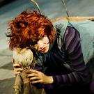 Girls and dolls: Camille O'Sullivan in Cartmell's 2007 production of Sweeney Todd at The Gate