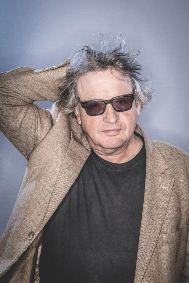 Showman: Paul Muldoon is poetry editor at The New Yorker