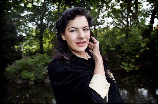 Emotional power: Camille O'Sullivan will perform on September 3