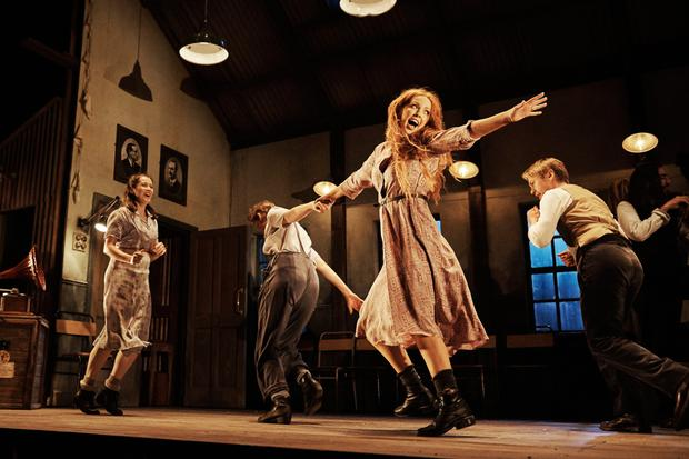 The dancing and singing in 'Jimmy's Hall' is a marvel from the ensemble cast