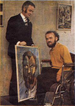 christy brown with cerebral palsy as an essay Painter christy brown born with cerebral palsy into an impoverished family  that it features a brilliant performance by daniel day-lewis and a.