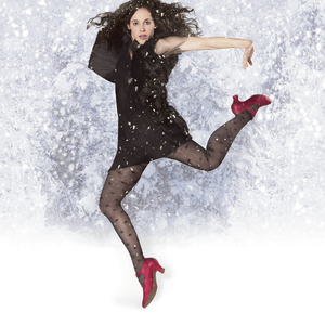 Cold play: Stephanie Dufresne stars in the Gate's production of The Red Shoes,