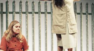 Grace Dyas and Doireann Coady in 'We Don't Know What's Buried Here'