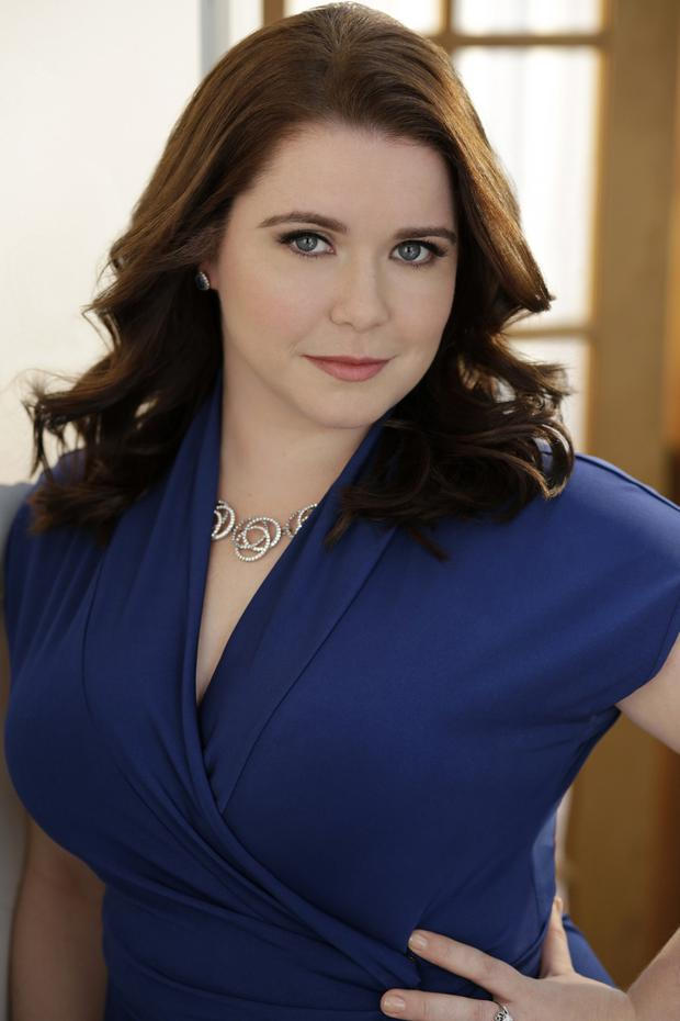 Opera singer Tara Erraught. Photo by Kristin Hoebermann