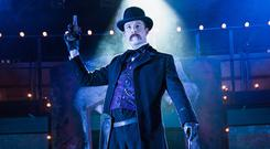 Matthew Seadon-Young as John Wilkes Booth in 'Assassins'