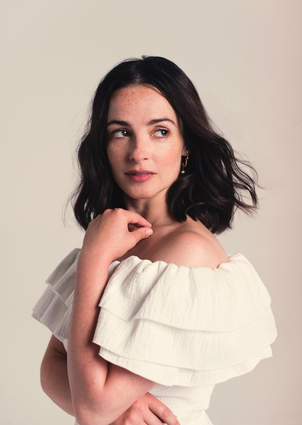 Award-winning actress Laura Donnelly. Photo: PIP