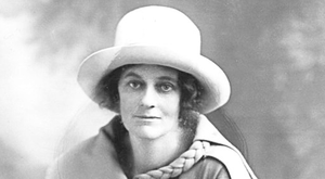 'Copies of Countess Markievicz's election posters currently adorn the capital's lamp posts, a visual reminder of her triumph, and well done to Dublin City Council.'