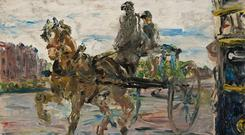 The Learner by Jack B Yeats