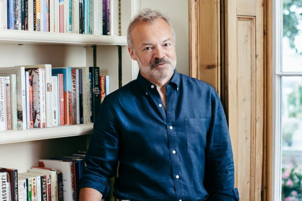 Graham Norton is appearing at the West Cork Literary Festival