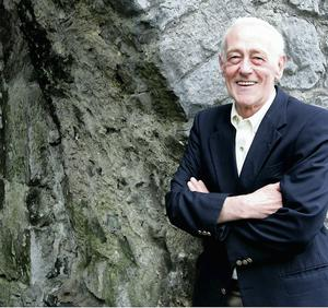 Stalwart: John Mahoney first acted in the Galway festival in 2002