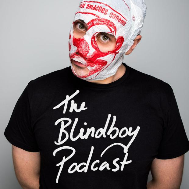Blindboy Boatclub has mastered the art of using podcasts as a platform to gain fans