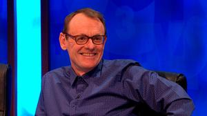 Sean Lock during an episode of classic comedy panel show '8 Out of 10 Cats Does Countdown'. Picture by Channel 4