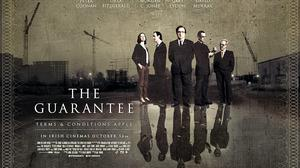 Poster for The Guarantee, which is out later this week