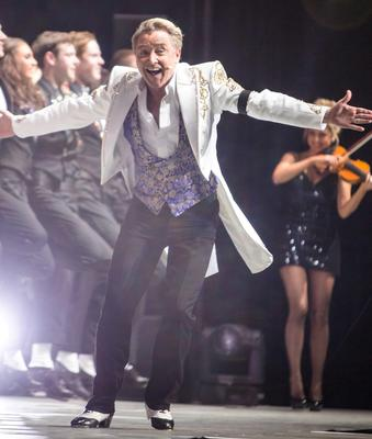 FEET OF FLAME: A standing ovation for Michael Flatley at 3Arena in Dublin, as he took his final bow before he brings the curtain down on a glittering career