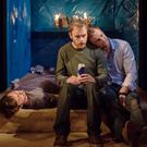 Rhys Dunlop, Colin Campbell and Conor Madden as Pa, Barry and Cusack in Flight at the Project