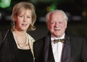 David Jason with his wife Gill