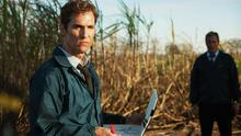 Matthew McConnaghy in True Detective.
