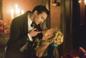 Jonathan Rhys Meyers and Victoria Smurfit
