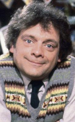 As Granville in 'Open All Hours'